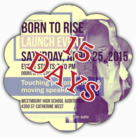 Born To Rise   Vitiligo Event   April 25 2015