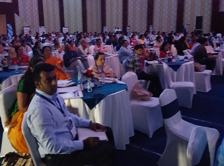 Xix Master Class On Vitiligo In Hyderabad 2016 3