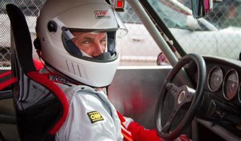 Richard Spritz - renown vitiligo researcher and avid race driver
